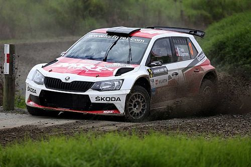 New Zealand APRC: Veiby leads Gill after first leg