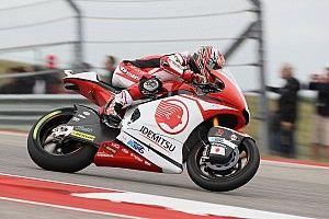 【Moto2】中上貴晶今季2度目の表彰台「モルビデリの独走を止めたい」