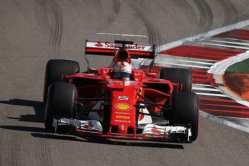 A Sochi la prima fila è tutta della Ferrari: in pole c'è Vettel!