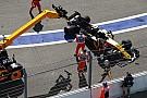 Palmer: Grosjean startta beynini kullanmalıydı