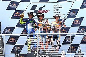 【MotoGP】アメリカGP決勝:マルケス、アメリカ5連続優勝を達成