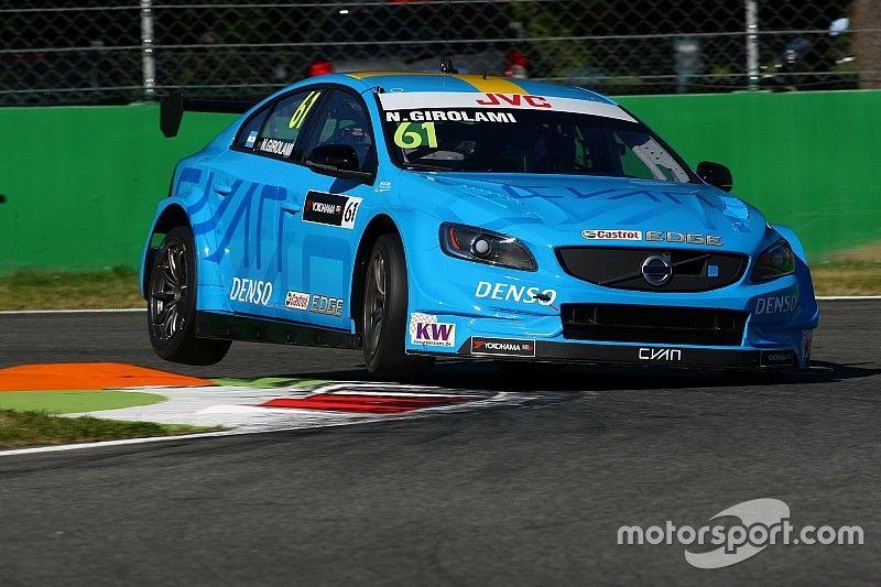 """Girolami: """"Monza da dimenticare, ma ho una Volvo vincente"""""""