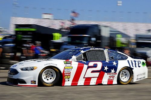 "Keselowski after wreck: ""It's time for this sport to design a new car"""