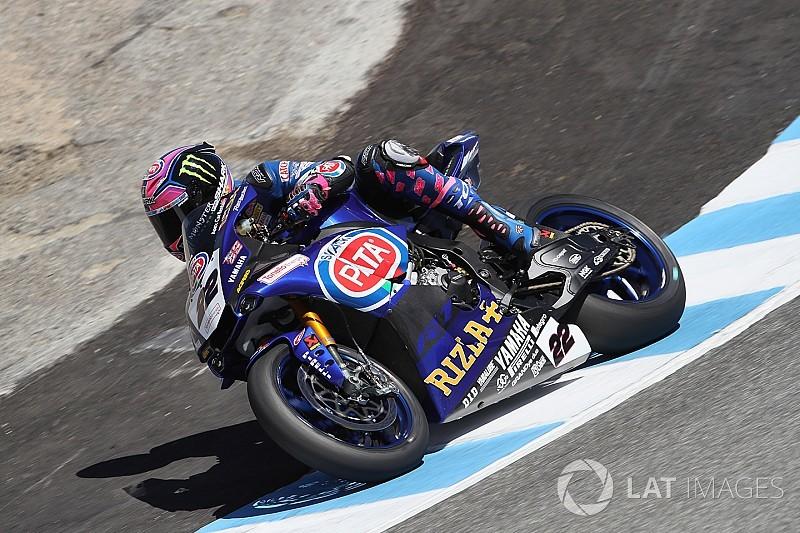 Ufficiale: Alex Lowes resta alla Yamaha in SBK anche nel 2018
