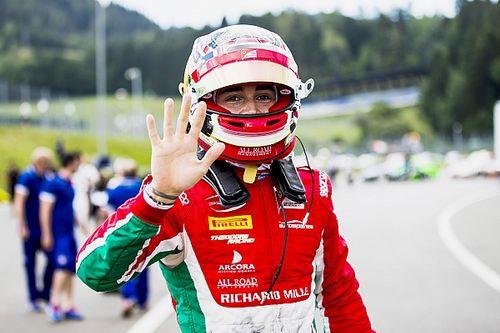 فورمولا 2: لوكلير يفوز بالسباق الأوّل في النمسا ويعزز صدارته للترتيب العام