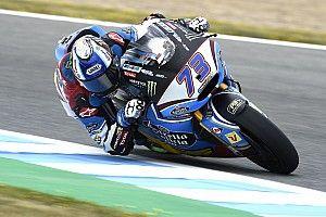 Moto2: Márquez confirma el dominio con su primera pole