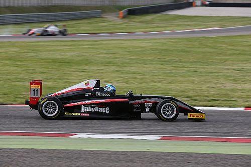Il Rookie Leonardo Lorandi vince Gara 2 ad Adria