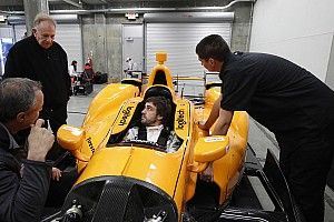 Mario Andretti: Fernando Alonso wird im IndyCar Spaß haben
