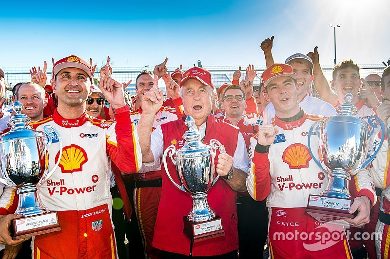 "Penske hails Supercars programme as a ""home run"""