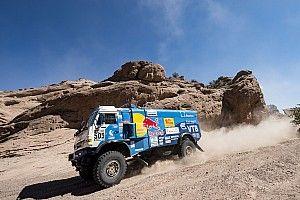 Dakar 2017, Stage 11: Nikolaev closes on second trucks victory