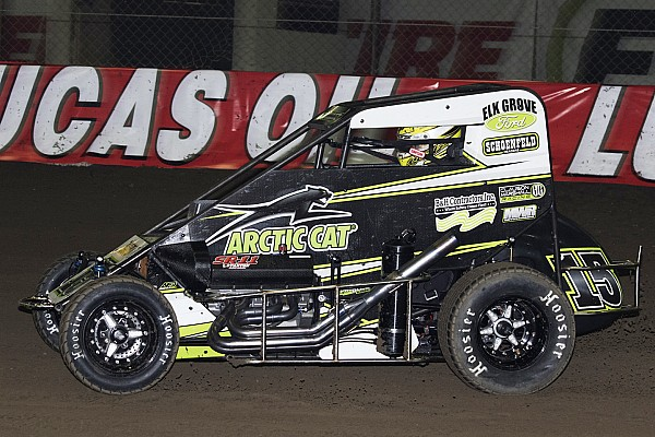 World of Outlaws star Donny Schatz talks Chili Bowl debut