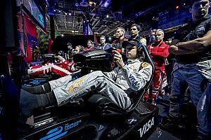 Huis rebut hadiah Rp 2,7 miliar dari balapan virtual Vegas eRace