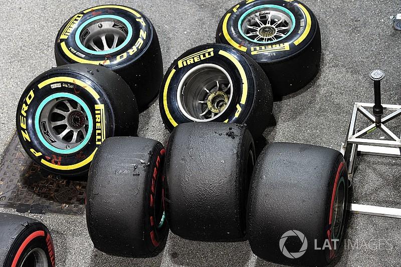 Mercedes dan Ferrari beda strategi ban di GP Malaysia
