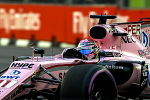 F1 Noticias de última hora El equipo afectó a Sergio Pérez con la estrategia de neumáticos en Singapur