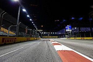 Ferrari y Mercedes siguen caminos opuestos en los neumáticos para Singapur