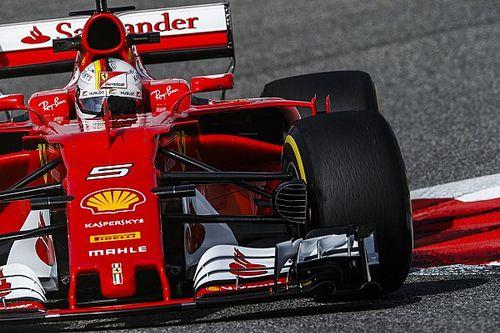 "Sebastian Vettel élu ""Pilote du Jour"" du Grand Prix de Bahreïn 2017"