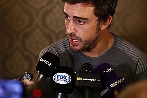 IndyCar News F1-Star Fernando Alonso beim Indy 500: