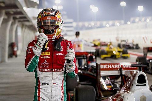 Les enjeux F2 - Leclerc déjà au top?