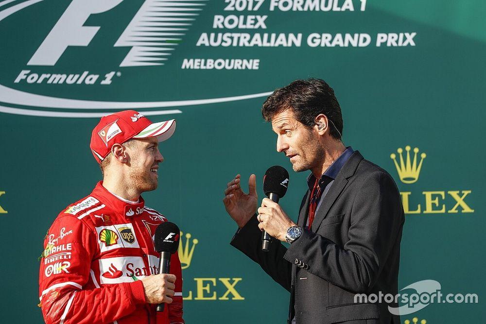 Уэббер: Ferrari вымотала Феттеля, он выглядит старше своих лет
