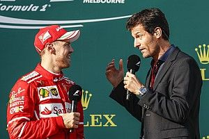 Webber pense que Vettel va prendre une année sabbatique en 2021