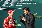 Веббер не виключив чемпіонства Феттеля цього сезону Ф1