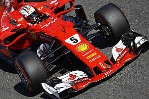 Un seul train de supertendres pour Vettel à Singapour