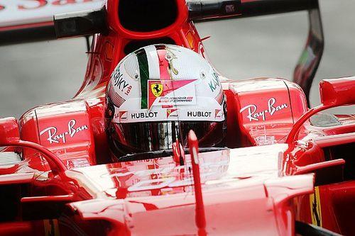 Vettel minimise l'étiquette de favori à Singapour