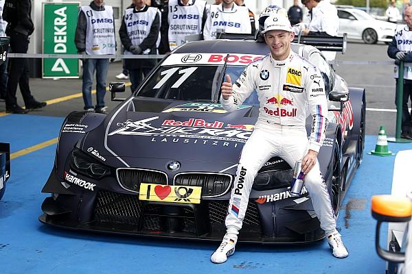 DTM Nürburgring: Wittmann pakt pole voor tweede race