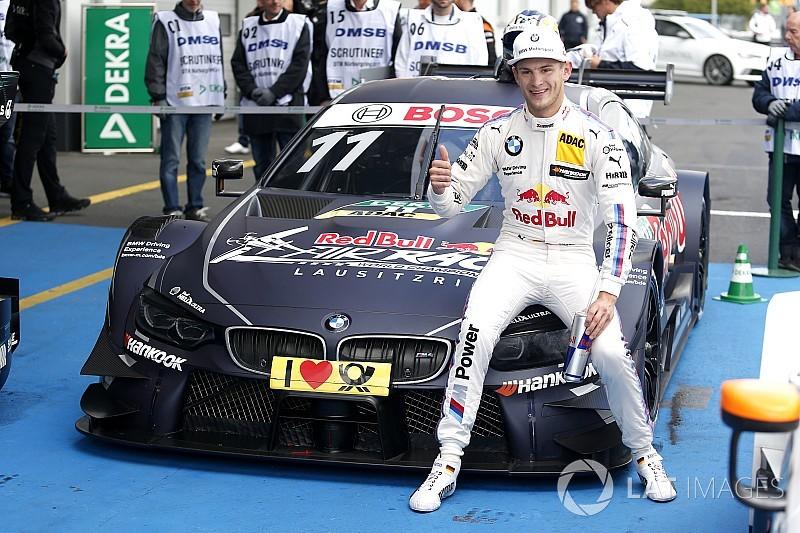 DTM на Нюрбургринзі: Віттманн виграв другу кваліфікацію