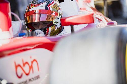 Leclerc supera Ghiotto em corrida 1; Sette Câmara é 13º