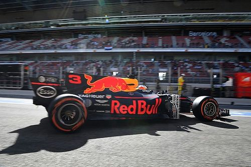 """Ricciardo tevreden met update: """"We staan niet opeens voor Mercedes"""""""
