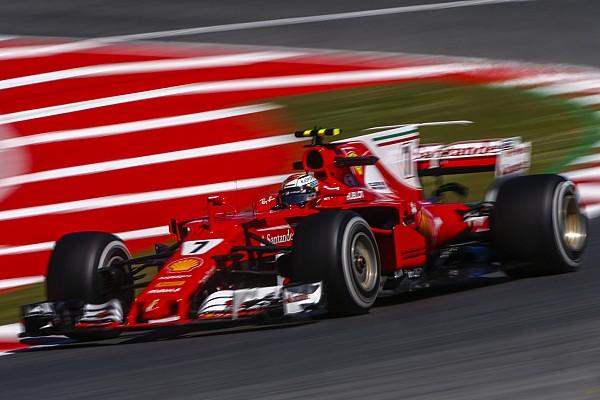 F1 2017 in Barcelona: Ferrari schlägt Mercedes im 3. Training