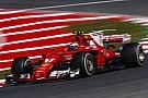 Kimi Räikkönen nach Startplatz 4 in Barcelona: