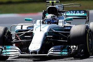 博塔斯赛车遇电子系统故障,FP3出场未定