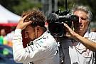 Retroscena Mercedes: Hamilton non beve in gara e risparmia 1 kg!