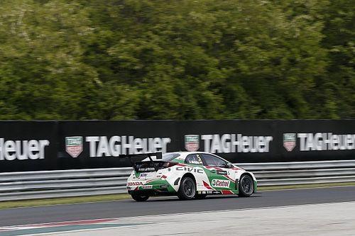 WTCC: Michelisz negyedik lett a második futamon a Hungaroringen