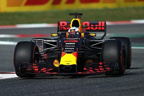 F1 in Barcelona: Red Bull hat auf Ferrari aufgeschlossen