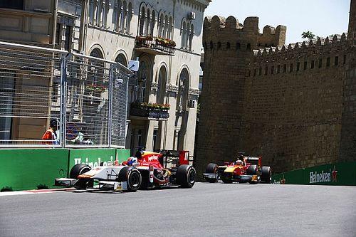 Formule 2 : Baku sourit à Boschung, Déletraz pas encore mûr