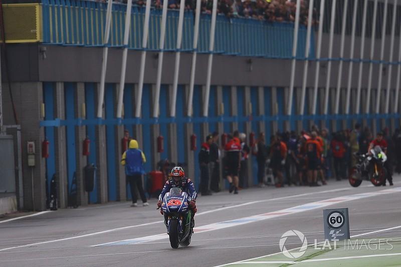 【MotoGP】今季最悪の予選。突然の失速にビニャーレスは「驚いた」