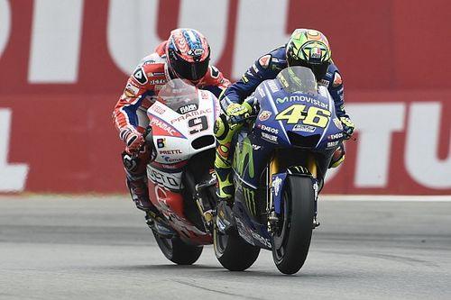 Rossi: Me sinto mais rápido agora do que em 2015