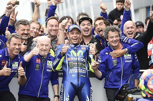 バレンティーノ・ロッシ、MotoGPキャリアについに終止符「長い道のりだったけど、本当に楽しかった」