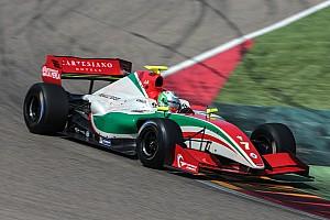 Formula V8 3.5 Crónica de Carrera Celis logra podio en Aragón y Orudzhev se lleva la victoria