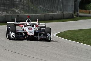 IndyCar Relato de classificação Castroneves lidera 1-2-3-4 da Penske em Road America