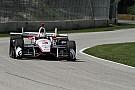 IndyCar Кастроневес завоевал поул на «Роуд Америка», Алешин 19-й