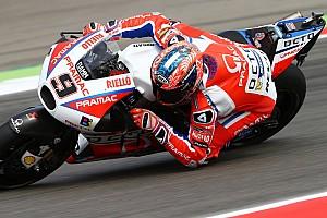 MotoGP Intervista Petrucci scherza: