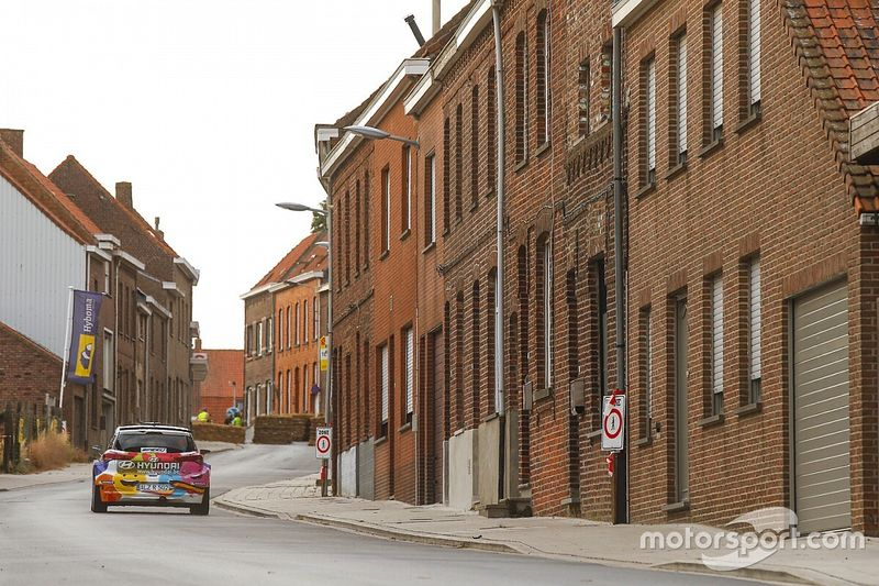 WRC mogelijk dit jaar nog naar België