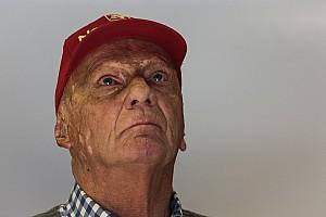 Lauda keményen harcolt, de utolsó csatáját nem nyerhette meg