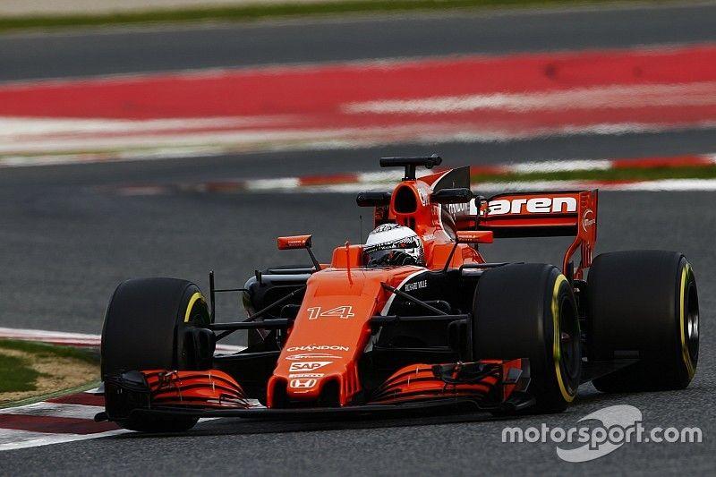 Alonso: Honda has no power and no reliability