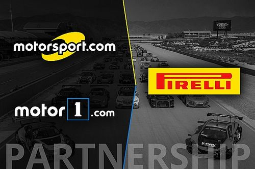 "Motorsport Network è ""Media partner ufficiale"" del Pirelli World Challenge"
