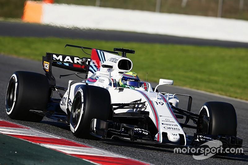 Tes Barcelona: Massa tercepat di sesi pagi, McLaren ganti mesin